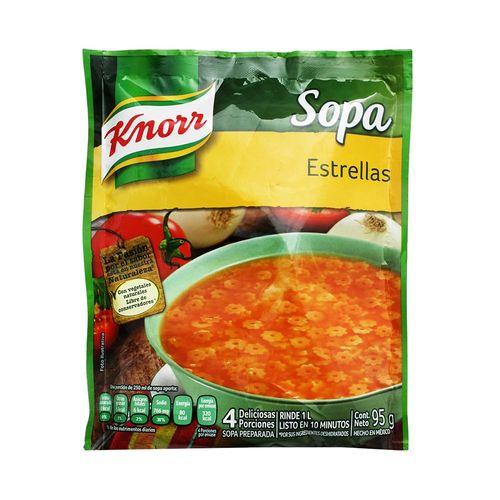 SOPA-KNORR-ESTRELLA-95-GRS.---1PZA