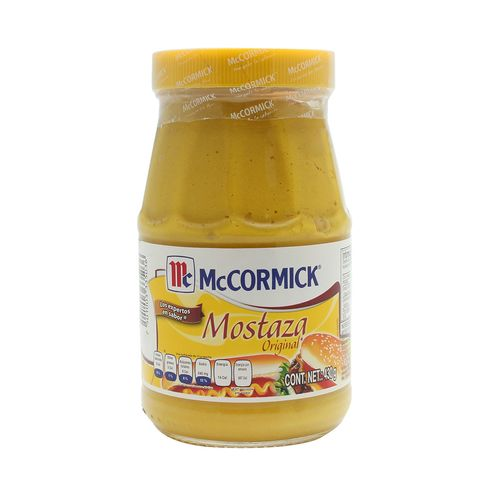 MOSTAZA-MCCORMICK--430-GR---1PZA