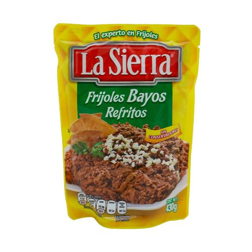 FRIJOLES-LA-SIERRA-BSA-430G-BAYOS---1PZA