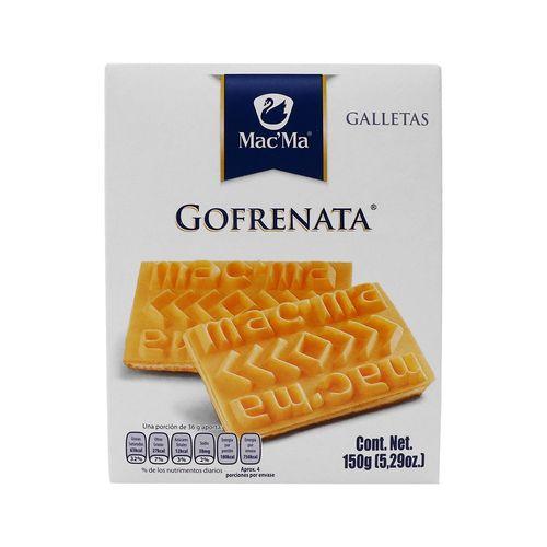 GALLETAS-MACMA-WAFERETTES-150GRS---1PZA