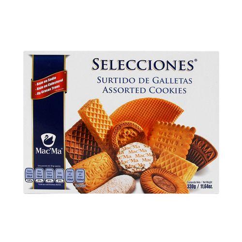 GALLETAS-MACMA-SURTIDO-SELECCIONES-330GR