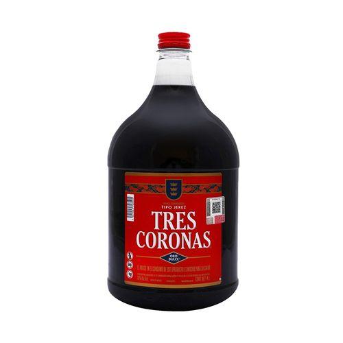 JEREZ-TRES-CORONAS-PET-4-LT---1PZA