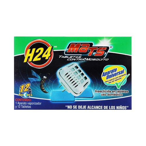 INSECTICIDA-TABLETS-H24-MATS-1-APARA-12P