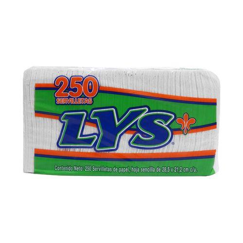 SERVILLETA-LYS-250-S---1PZA
