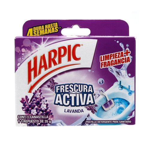 PASTILLA-HARPIC-FRES-ACTIVA-LAVANDA--35G