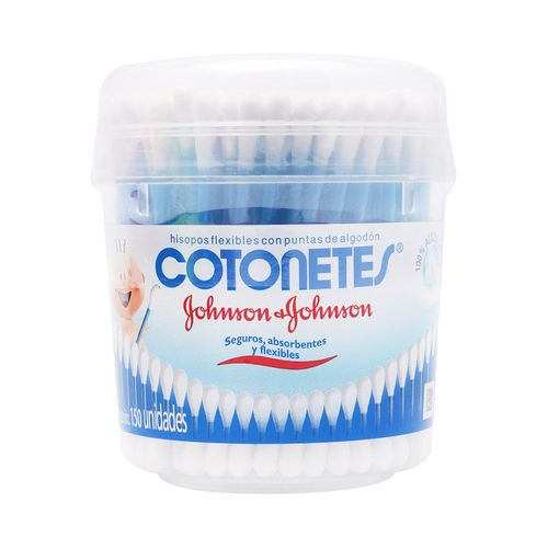 COTONETES-JOHNSON--150-PZS---1PZA