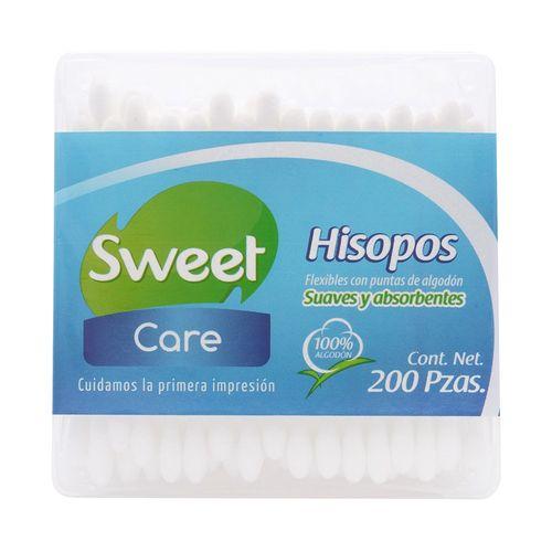 HISOPOS-SWEET-PLUS-FLEX--CAJA--200-PZS--