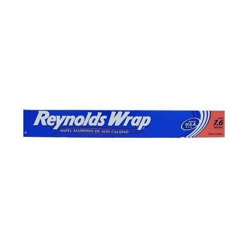 ALUMINIO-REYNOLDS-WRAP-7.6MTS---1PZA