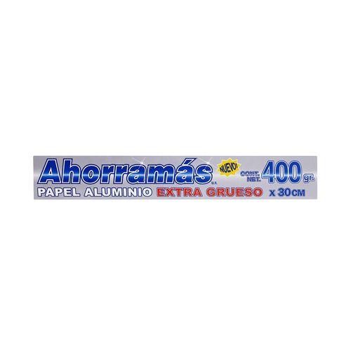 ALUMINIO-AHORRAMAS--400GRS---1PZA