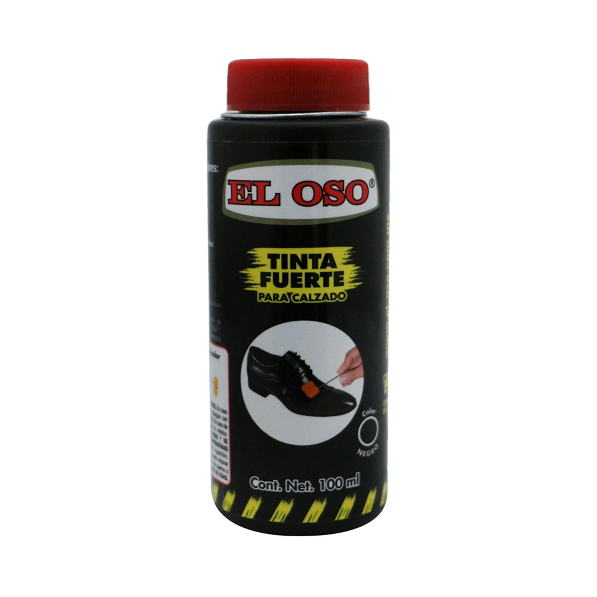 4f280e66 tinta El Oso negra 100ml - EL OSO - surtitienda| Crate & Barrel ...