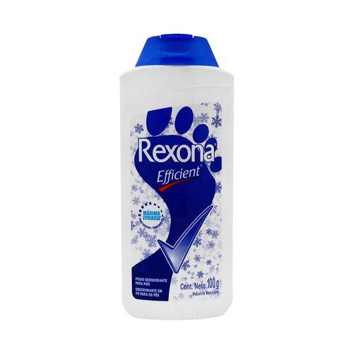 TALCO-EFFICIENT-REXONA-100GRS---1PZA