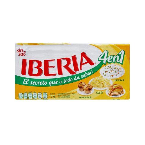 MARGARINA-IBERIA-BARRA-1-K---1PZA
