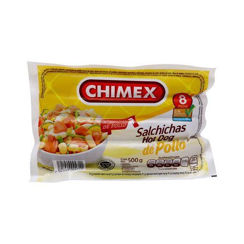SALCHICHA-DE-POLLO-CHIMEX-500G---CHIMEX