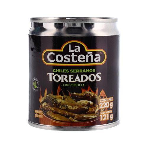 CHILES-LA-COSTEÑA-SERRANOS-TOREADOS-220G---LA-COSTEÑA
