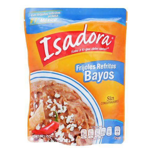 FRIJOLES-ISADORA-REFRITOS--430-GR.-BAYOS---ISADORA