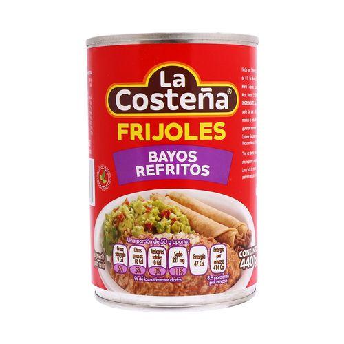 FRIJOLES-COSTEÑA-REFRITOS-440GRS-BAYOS---LA-COSTEÑA