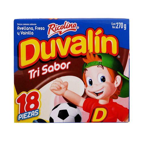 DULCE-DUVALIN-TRISABOR-18PZAS.---DUVALIN