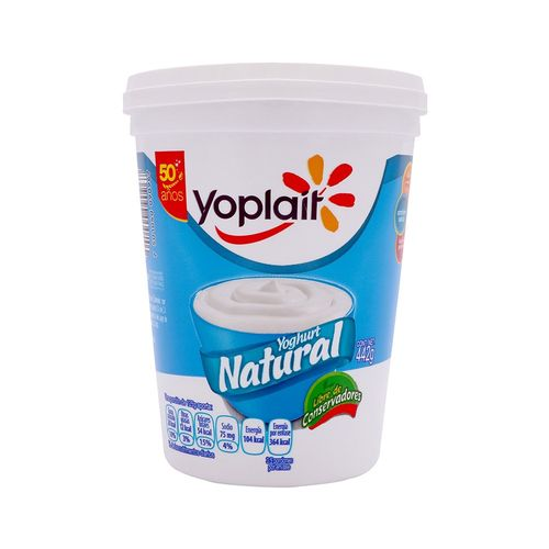 YOGHURT-YOPLAIT--NATURAL.45KG-450GR---YOPLAIT