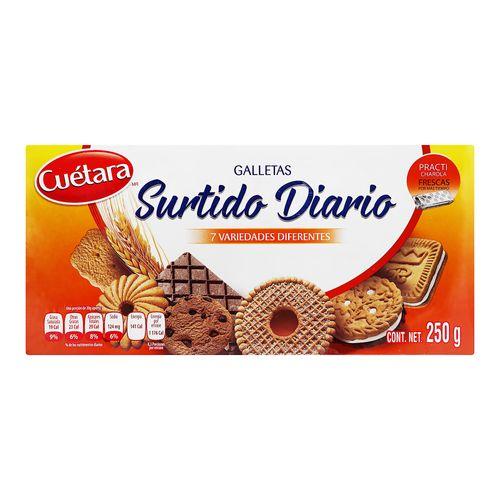 GALLETAS-CUETARA-SURTIDO-DIARIO-250GRS---CUETARA