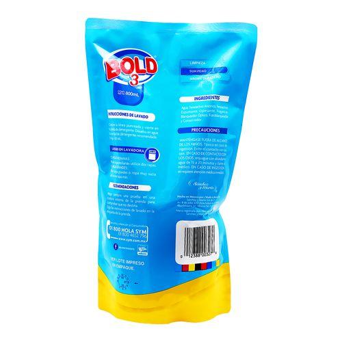 Detergente-Liquido-Bold-Flores-800Ml---Bold