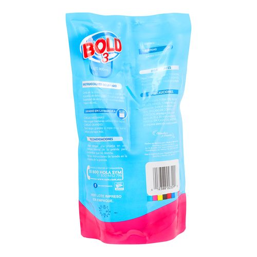 Detergente-Liquido-Bold-Cariñitos-800Ml---Bold