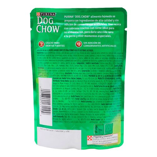 Alimento-Dog-Chow-100-Grs-Cena-Carne---Dog-Chow