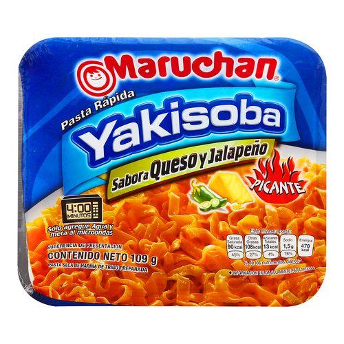 Pasta-Yakisoba-Queso-Jalapeño-109-G---Yakisoba