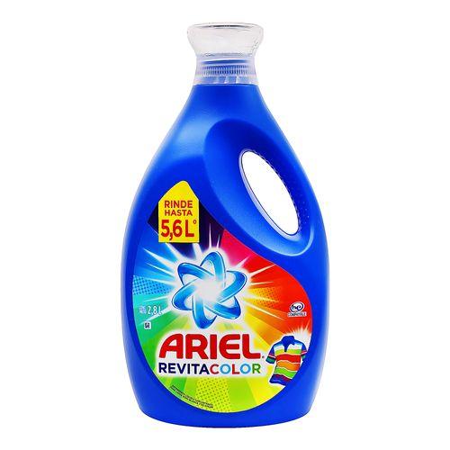 Detergente-Liq--Ariel-Revitacolor-2.8L---Ariel