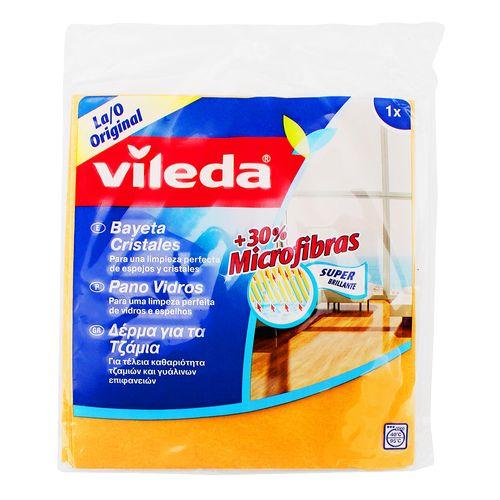 Paño-Vileda-Vidrios-Pza---Vileda