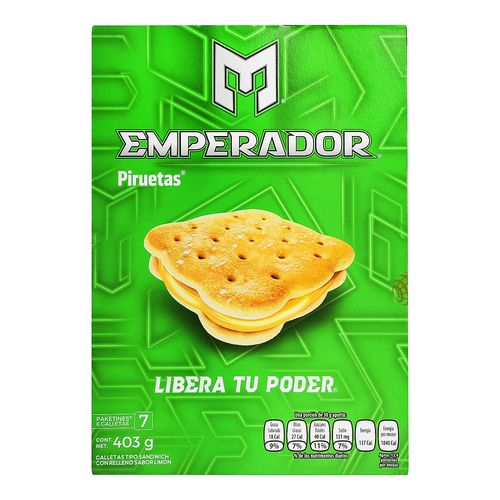 Galleta-Gamesa-Emperador-Piruetas-403-G---Gamesa