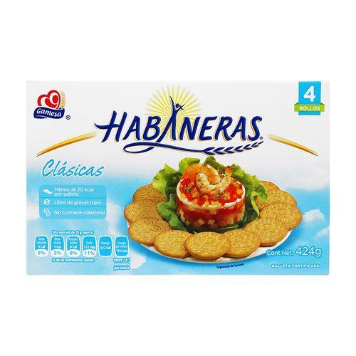 Galleta-Gamesa-Habaneras-Ligeras-424G---Gamesa