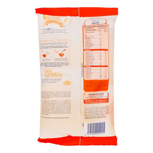 Cereal-Gerber-Avena-Bolsa-300-Gr---Gerber