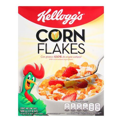 Cereal-Kelloggs-Corn-Flakes-500G---Kelloggs