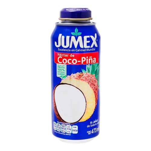Nectar-Jumex-Lata-473-Ml-Coco-Piña---Jumex