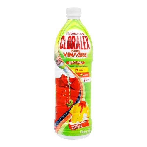 Quitamanchas-Cloralex-Pod-Vinagre--950Ml---Cloralex