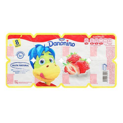 Yoghurt-Danone-Danonino-8Pack-336Grs---Danone