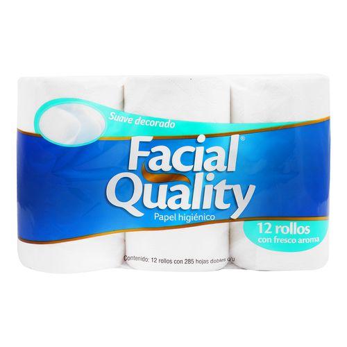 Papel-Higienico-Facial-Quality-285H-12R---Big-Quality