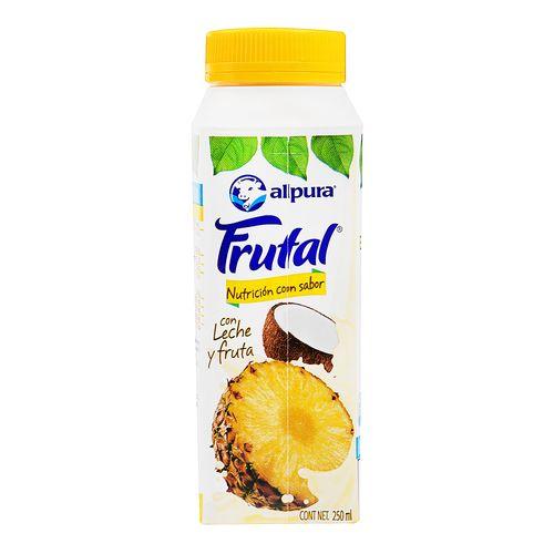 Leche-Alpura-Frutal-Piña-Coco-250Ml---Alpura