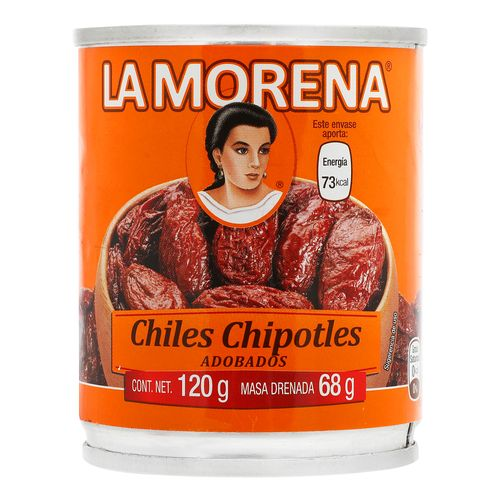 Chiles-Chipotles-Morena-120G-Adobados---La-Morena
