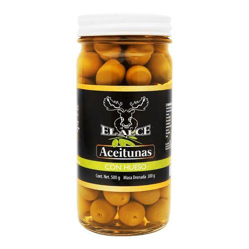 Aceitunas-El-Alce-Con-Hueso-500Gr---El-Alce