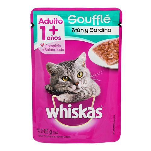 Alimento-Whiskas-Pouch-85-Grs-Souf-Atun---Whiskas