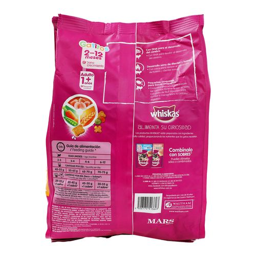 Alimento-Whiskas-Gatitos-Pollo-1.4-Kg---Whiskas