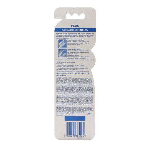 Cepillo-Pro-2X1-Cuidado-Encias---Oral-B