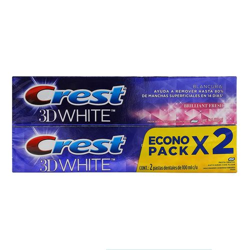 Pasta-Dental-Crest-3White-2Pack-100Ml---Crest