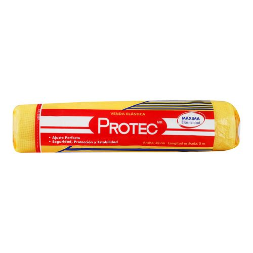 Venda-Protec-Elastica-20-Cm---5M-Pza---Protec