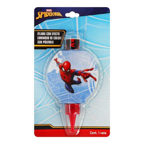 Vela-Magica-Party-Spider-Man-Pza---Party